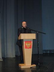 Доклад в Гагарина